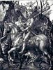 Albrecht Durer - the knight death and the devil .JPG