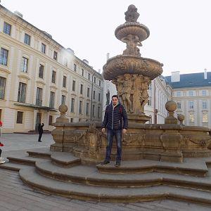Predsednička palata, Prag